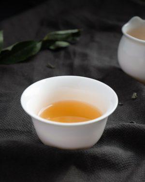 kopje witte thee